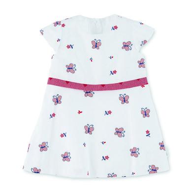Minigirlroeckekleider - Sterntaler Baby–Kleid weiß - Onlineshop Babymarkt