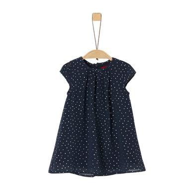 Minigirlroeckekleider - s.Oliver Kleid dark blue - Onlineshop Babymarkt