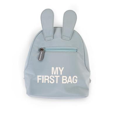 Kinderrucksaecke - CHILDHOME Kinderrucksack My First Bag grau - Onlineshop Babymarkt