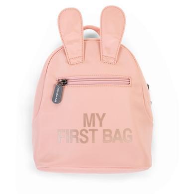 Kinderrucksaecke - CHILDHOME Kinderrucksack My First Bag rosa - Onlineshop Babymarkt