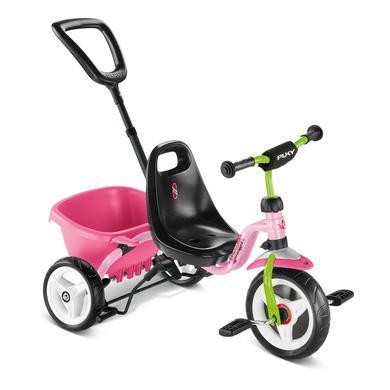 Dreirad - PUKY® Dreirad Ceety mit Komfortreifen, kiwi rose 2219 - Onlineshop