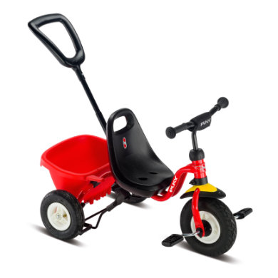 PUKY® Tricycle enfant Ceety Air, roues gonflables, multicolore 2375