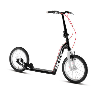 Roller - PUKY® Air Scooter Joker, schwarz weiß 5631 - Onlineshop