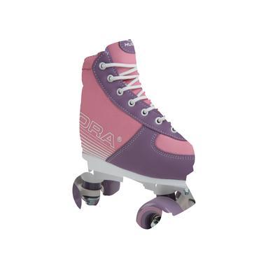 Inliner - Hudora ® Roller Skates Advanced, pink blush rosa pink Gr.31 34 - Onlineshop