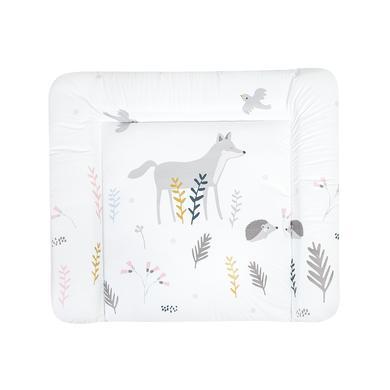Wickelmöbel und Zubehör - JULIUS ZÖLLNER Wickelauflage Softy Folie Sweet Forest 85 x 75 cm  - Onlineshop Babymarkt
