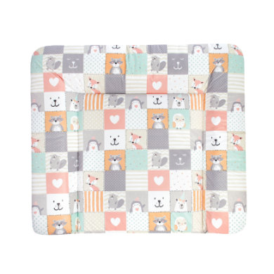 Wickelmöbel und Zubehör - JULIUS ZÖLLNER Wickelauflage Softy Folie Memory 85 x 75 cm  - Onlineshop Babymarkt