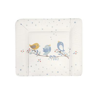 Wickelmöbel und Zubehör - JULIUS ZÖLLNER Wickelauflage Softy Bluebird 65 x 75 cm  - Onlineshop Babymarkt