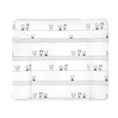 Wickelmöbel und Zubehör - JULIUS ZÖLLNER Wickelauflage Softy Grobies 65 x 75 cm  - Onlineshop Babymarkt
