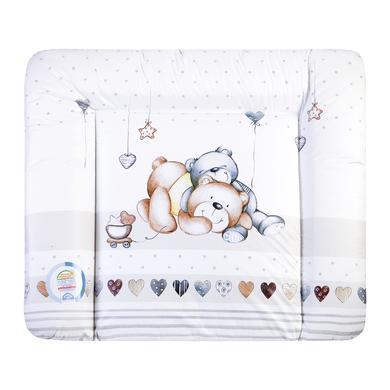Wickelmöbel und Zubehör - JULIUS ZÖLLNER Wickelauflage Softy Schmusebär 65 x 75 cm  - Onlineshop Babymarkt
