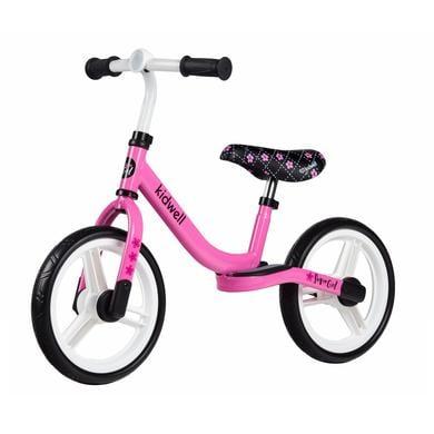 Laufrad - kidwell Laufrad Balance Bike Flower rosa pink - Onlineshop