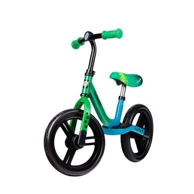 Laufrad - kidwell Laufrad Balance Bike Dino grün - Onlineshop
