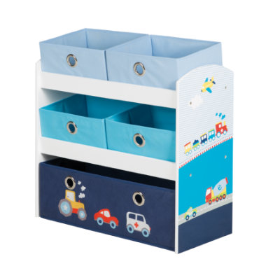 Regale - roba Spielregal Rennfahrer  - Onlineshop Babymarkt
