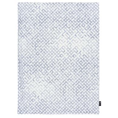 Image of Alvi Babydecke Jersey, Mosaik 75 x 100 cm