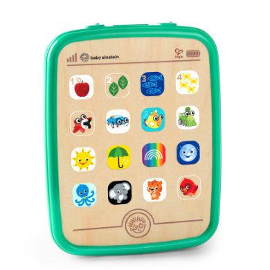 Baby Einstein od Hape Baby Learning Tablet