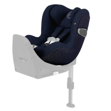 cybex PLATINUM Kindersitz Sirona Z i-Size Plus inklusive Sensorsafe Nautical Blue