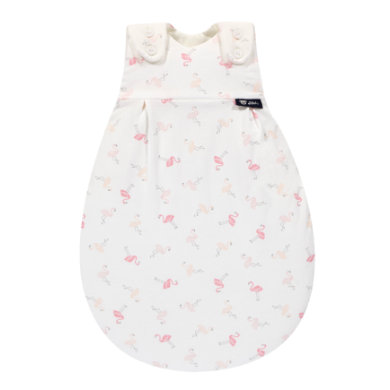 Alvi Baby-Mäxchen Edition SuperSoft spací pytel vnější - Flamingo