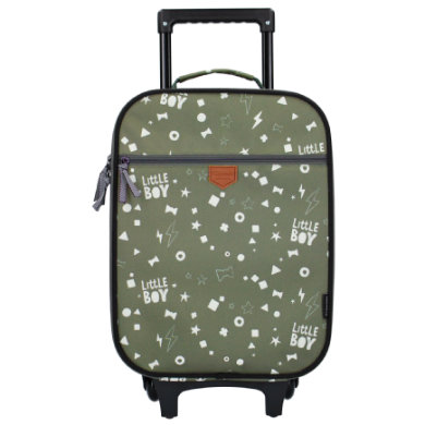 Kidzroom Trolley case Fearless Army Army