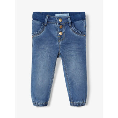 Babyhosen - name it Girls Jeans Nbfrie light blue denim - Onlineshop Babymarkt