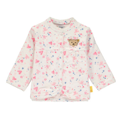 Steiff Girls Sweatjacket cloud tanečnice
