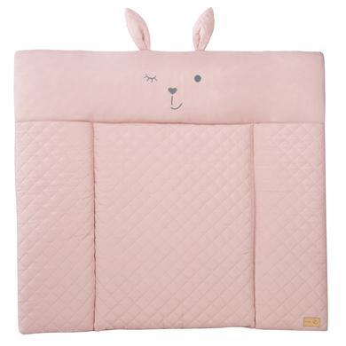 Wickelmöbel und Zubehör - roba Wickelauflage soft Lily Style rosa  - Onlineshop Babymarkt