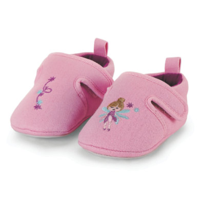 Babyschuhe - Sterntaler Girls Baby–Krabbelschuh rosa - Onlineshop Babymarkt