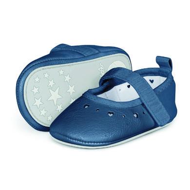 Babyschuhe - Sterntaler Baby–Ballerina marine – blau – Gr.19 20 – Mädchen - Onlineshop Babymarkt