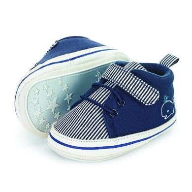 Babyschuhe - Sterntaler Baby–Schuh marine - Onlineshop Babymarkt