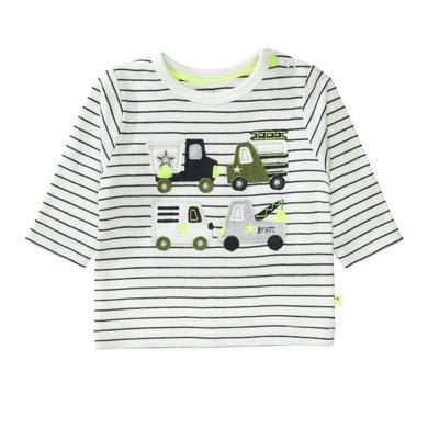 Pánská košile STACCATO z bílého pruhovaného pruhu