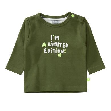Babyoberteile - Staccato Boys Shirt soft olive – grün – Gr.Newborn (0 – 6 Monate) – Jungen - Onlineshop Babymarkt
