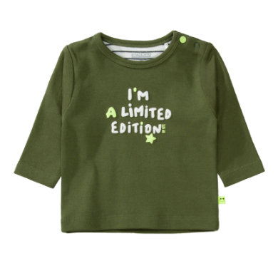 STACCATO Jongens Shirt zacht olive