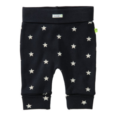 STACCATO Boys Leggings anthra star pattern