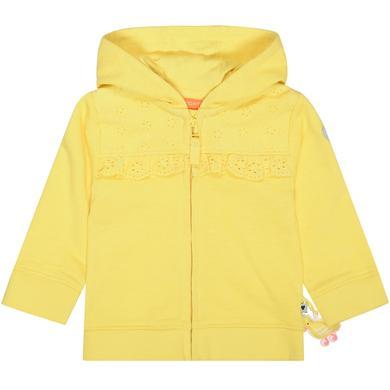 Babyjacken - STACCATO Baby Girls Sweatjacke soft yellow - Onlineshop Babymarkt