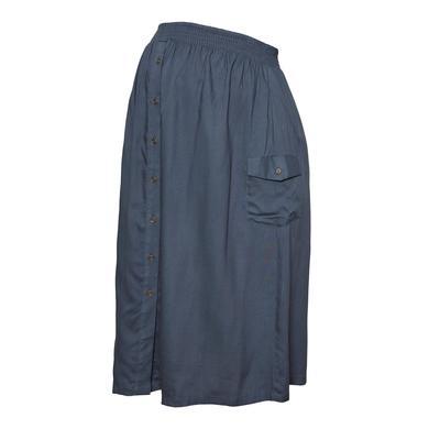 mama legální mateřská sukně MLMALIN Orion Blue