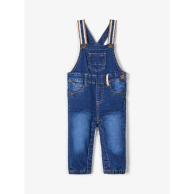 pojmenujte to Boys dungarees Nbmromeo medum blue denim