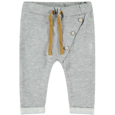 pojmenujte to Boys Sweatpants Nbnuxobo grey melange