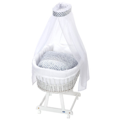 Alvi ® Complete Birth tube trolley e white mozaika
