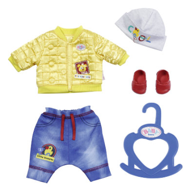 Zapf Creation BABY born® Little Cool Kids Outfit 36 cm