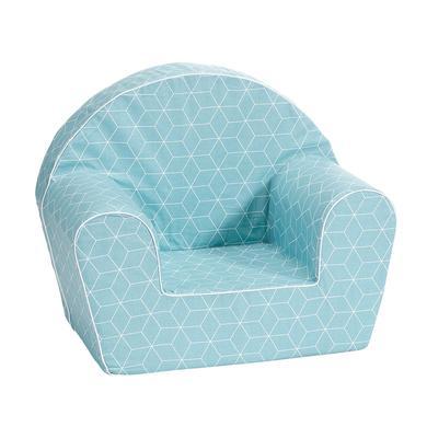 Sitzmöbel - knorr® toys Kindersessel Geo cube neo mint  - Onlineshop Babymarkt