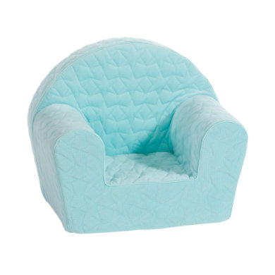 Sitzmöbel - knorr® toys Kindersessel Cosy geo neo mint  - Onlineshop Babymarkt