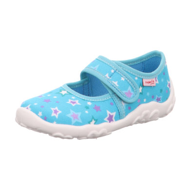 superfit Girls Slipper Bonny blue
