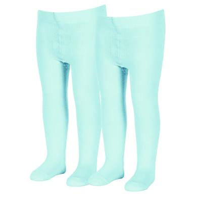 Sterntaler Strumpfhose uni Doppelpack bleu