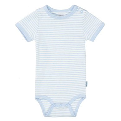STACCATO Body 12 aqua melange striped