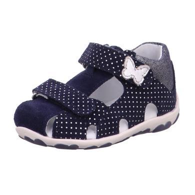 Babyschuhe - superfit Girls Sandale Fanni blau (mittel) – Gr.Babymode (6 – 24 Monate) – Mädchen - Onlineshop Babymarkt
