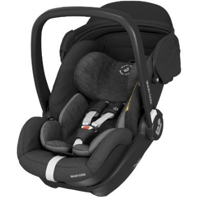 Image of MAXI COSI Babyschale Marble i-Size Essential Black