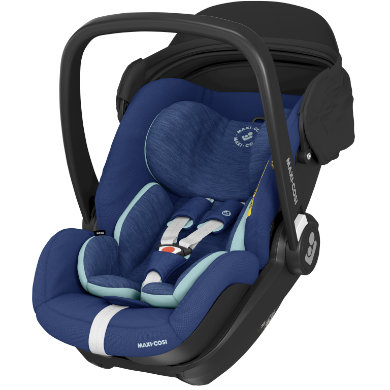 Image of MAXI COSI Babyschale Marble i-Size Essential Blue