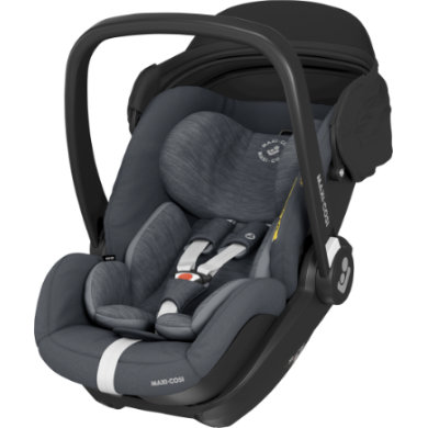 Image of MAXI COSI Babyschale Marble i-Size Essential Graphite
