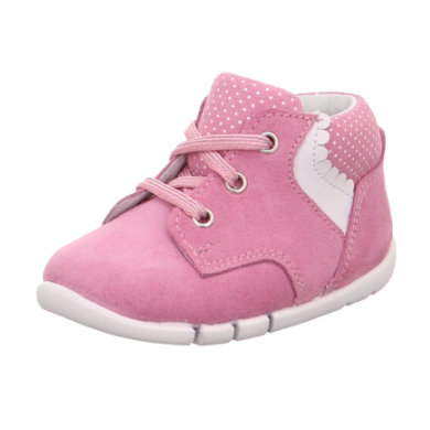 Babyschuhe - superfit Girls Lauflernschuh Flexy rosa weiss (mittel) – rosa pink – Gr.Babymode (6 – 24 Monate) – Mädchen - Onlineshop Babymarkt
