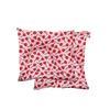 BabyDorm® Präventivkissen EasyDorm Lollipop rot mit rosa Lutschern