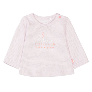 STACCATO Tunic soft rose striped