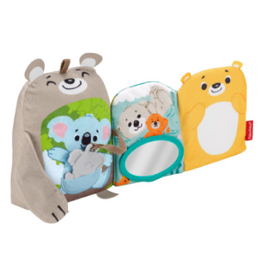 Fisher- Price ® ​​Babies soft cuddle book
